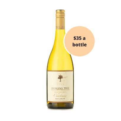 HangingTree Wines 2019 Chardonnay