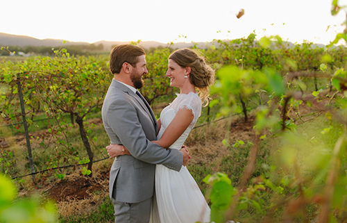 Weddings at Hanging Tree Wines