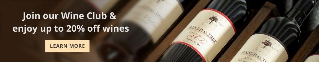 Wine Club - Learn more